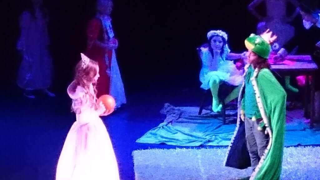 Vorstellung Schauspielschule BellAcademia