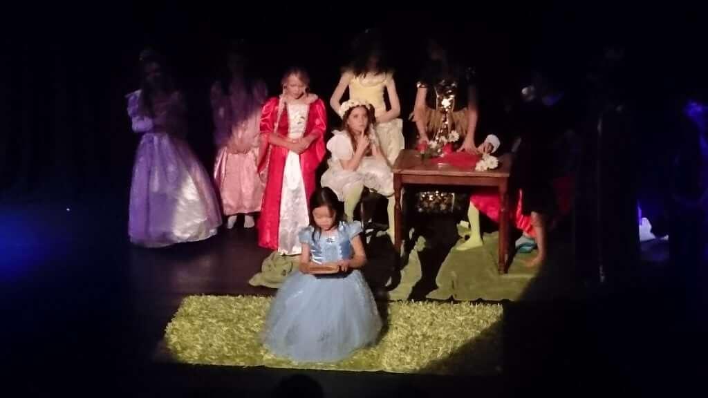 Vorstellung BellAcademia Schauspielschule