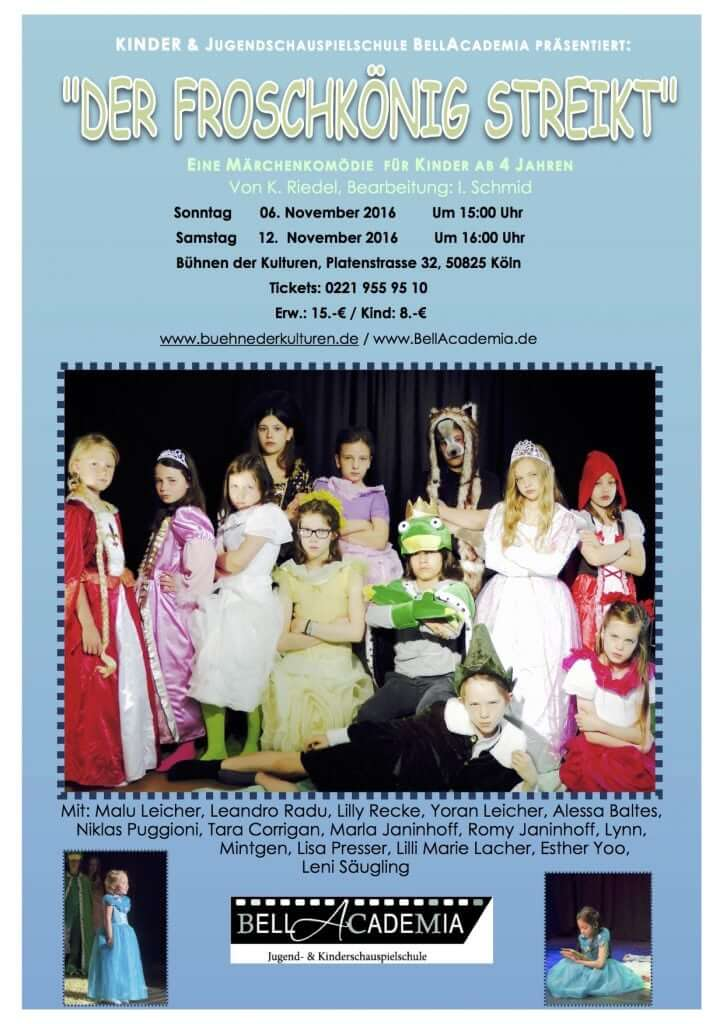 Kindertheater, Kinder spielen für Kinder