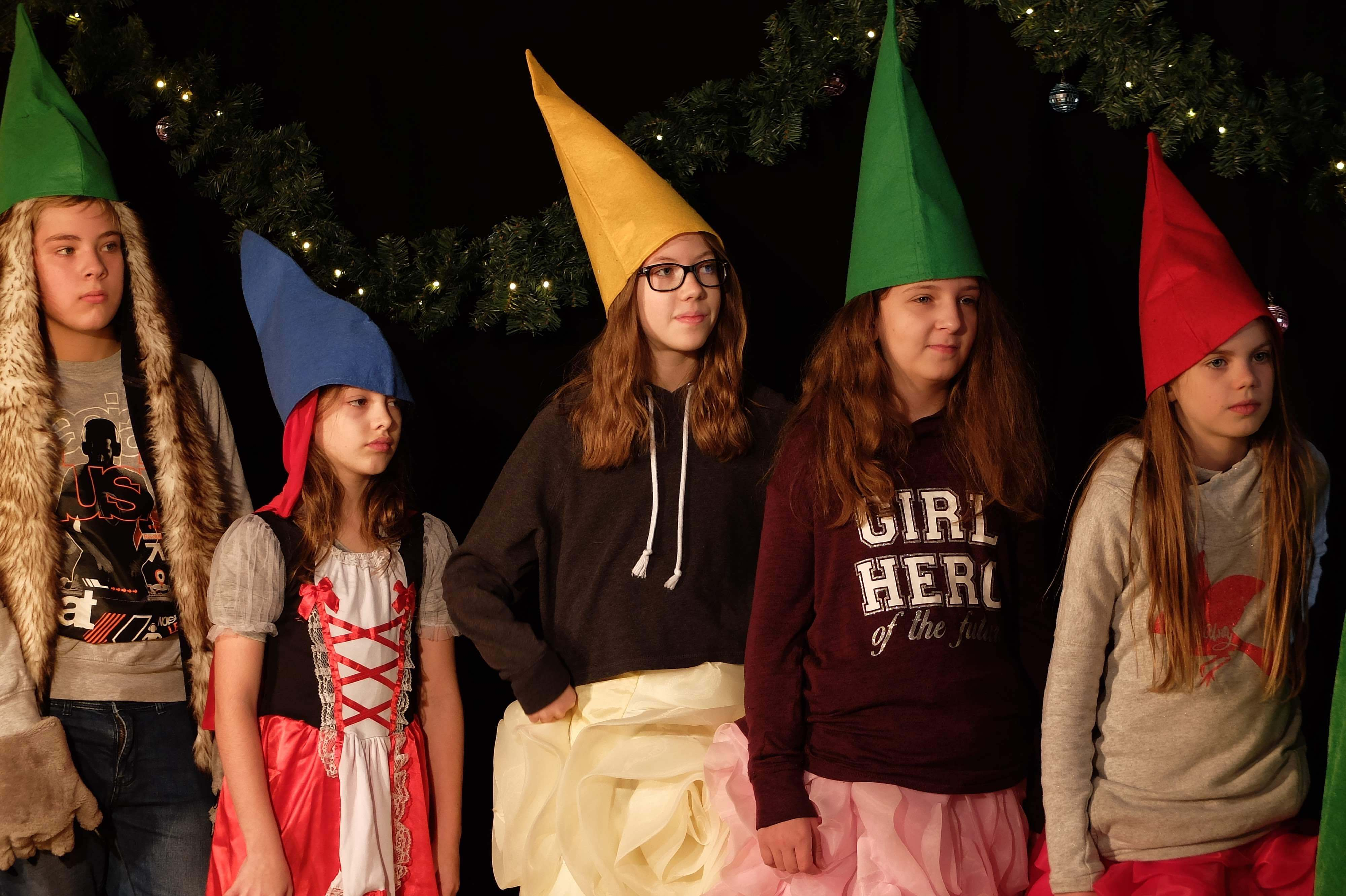 """""""Der Froschkönig streikt Weihnachts-Edition"""" Weihnachtsfeier BellAcademia Schauspielschule Köln"""