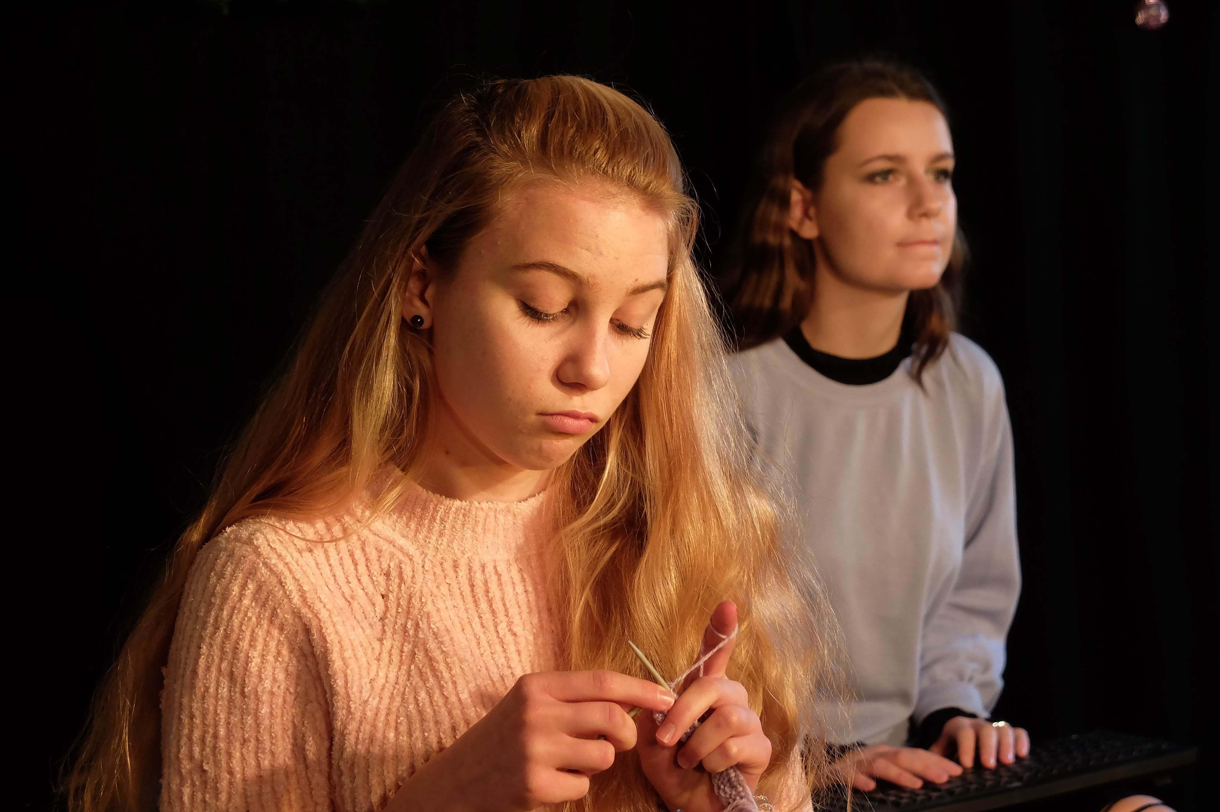 """""""Norway.Today"""" Weihnachtsfeier BellAcademia Schauspielschule Köln"""