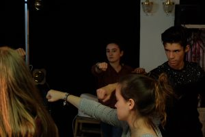 BellAcademia Schauspielschule Köln Bühnenkampf