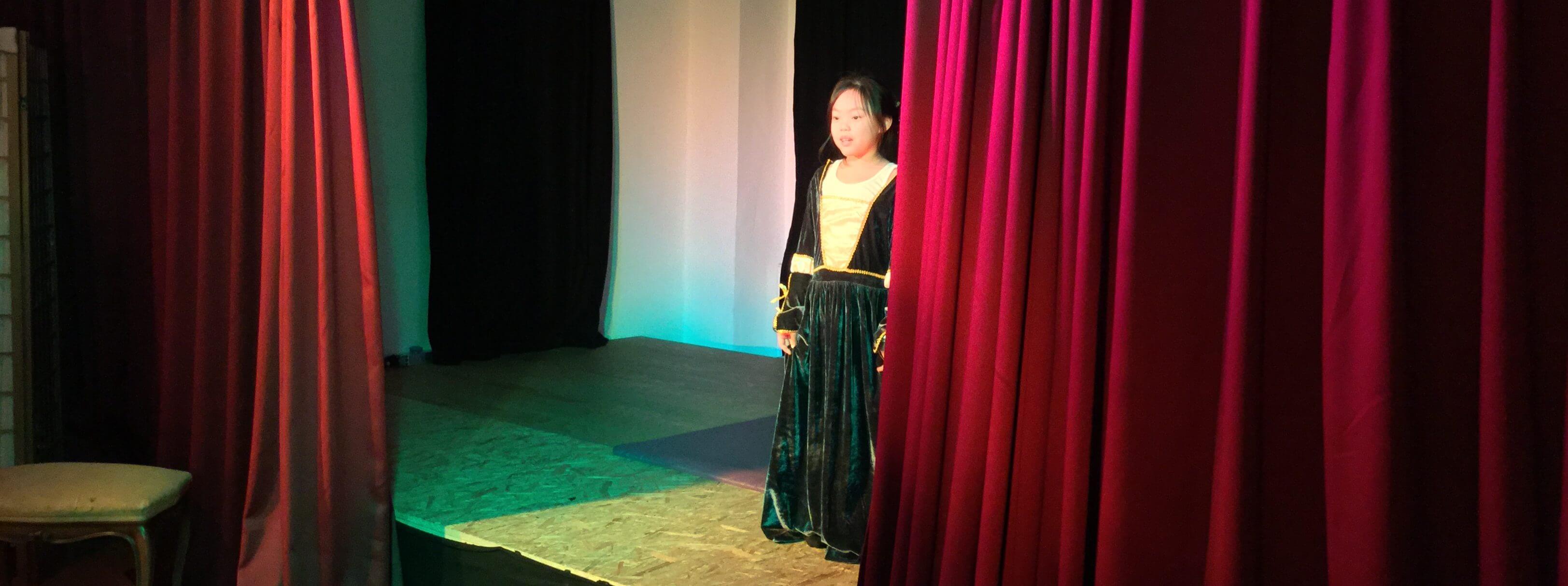 Vorstellung in der BellAcademia Schauspielschule Köln