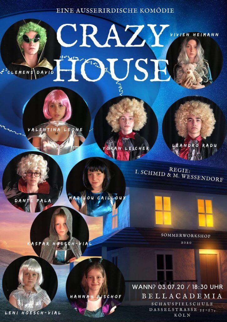 Crazy House Sommerworkshop 2020